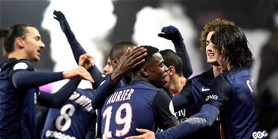 Paris Saint Germain no tuvo compasión con Lyon: lo derrotó 5-1