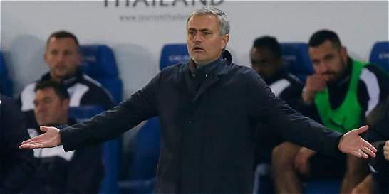 'Chelsea paga por los goles que los atacantes no convierten': Mourinho
