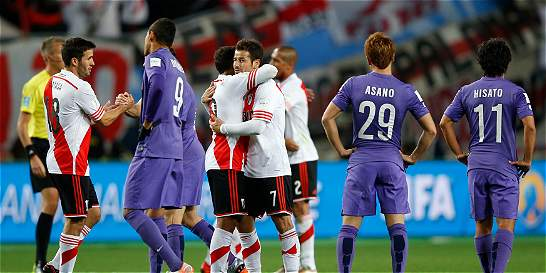 River Plate venció a Hiroshima y pasó a la final del Mundial de Clubes