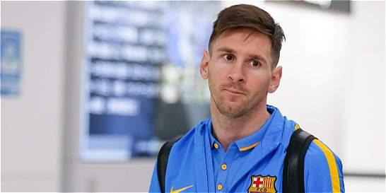 Messi se pierde el encuentro ante el Guangzhou