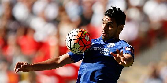 ¿Le conviene a Falcao la ida de Mourinho del Chelsea?