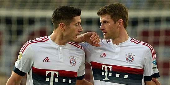 Bayern Munich despidió el año con victoria 0-1 conta Hannover