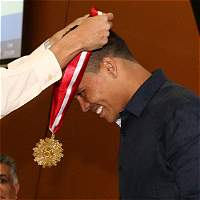 Por tercer año, Carlos Bacca es el Deportista del Año en Atlántico