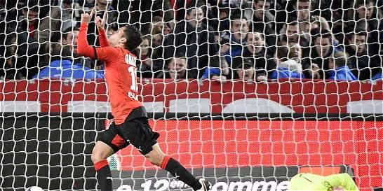 'Estoy contento en Francia; retorné a mi nivel futbolístico': Quintero