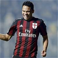 Carlos Bacca acabaría su carrera en el Milán, según su agente