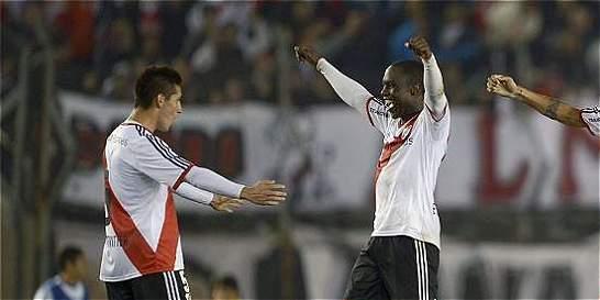 Éder Álvarez está en negociaciones con River para renovar su contrato