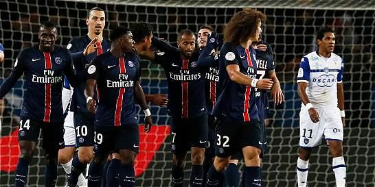 Di María, clave en un nuevo triunfo del París Saint Germain