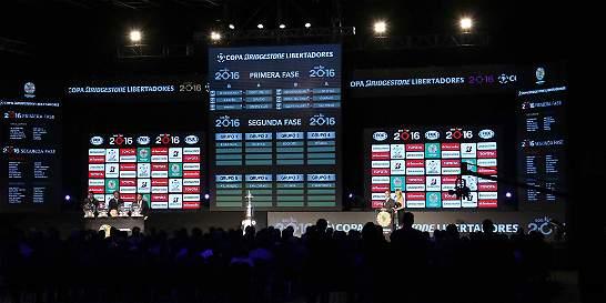 Clubes que jugarán la Libertadores pedirán transparencia a la Conmebol