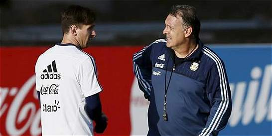 Para Martino llevar a Messi a los Olímpicos sería 'una exageración'