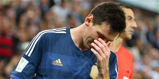 ¿Puede Messi ganar un Mundial...?