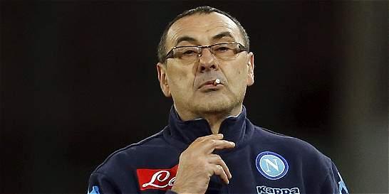 Sarri se enfrenta a posible sanción por insultos homófobos a Mancini