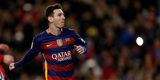 Messi asegura que no jugará en otro club europeo que no sea el Barça