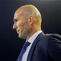 'Estoy muy contento por la actuación de James': Zidane
