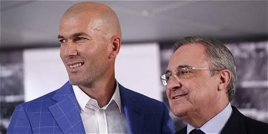 'Mucha gente hace paralelismo entre Di Stéfano y Zidane': Florentino