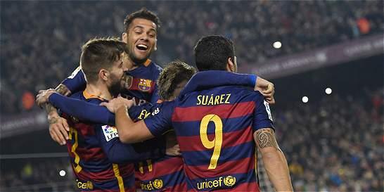 Barcelona-Valencia y Sevilla-Celta, las semis de la Copa del Rey