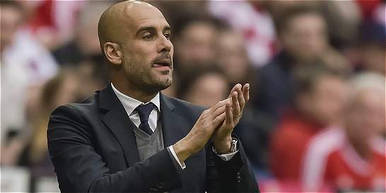 Manchester City confirma a Pep Guardiola como nuevo director técnico