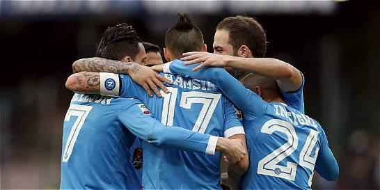 Nápoles visita al Lazio en la fecha 23 de la Serie A