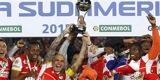Nacional, Cali y Santa Fe, por la tercera Libertadores para Colombia