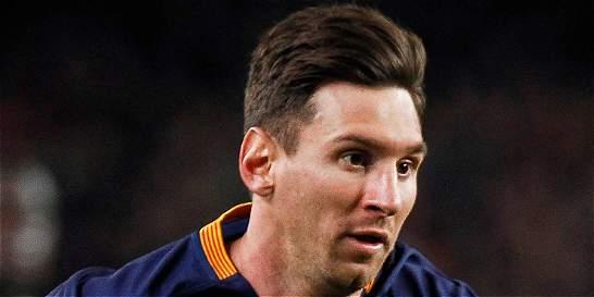 Lionel Messi vuelve a ejercitarse con el grupo