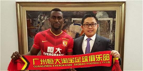 En China llaman a Jackson la 'máquina goleadora'