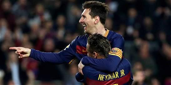Festín del Barcelona: 7-0 al Valencia en Copa del Rey