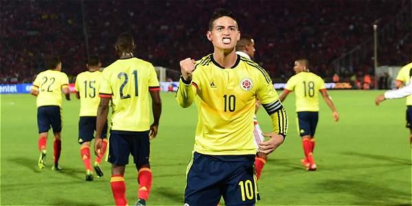 Colombia se mantiene de octava en la clasificacion Fifa