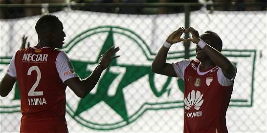 Santa Fe ganó en Bolivia y acaricia la fase de grupos de la Copa