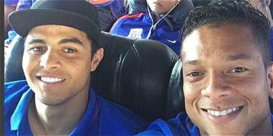 Falcao García sería el décimo colombiano en el fútbol chino