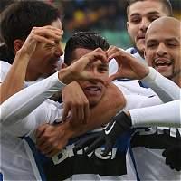 Jeison Murillo marcó en el empate 3-3 de Inter contra Verona