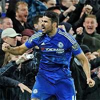 Chelsea en el último minuto salvó un punto contra el Manchester United