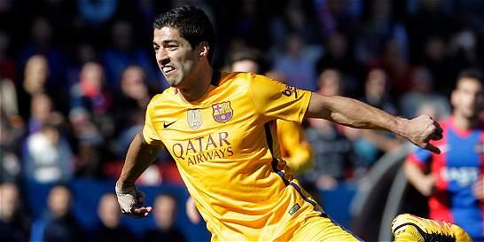 Barcelona sigue imparable: ganó 2-0 al Levante