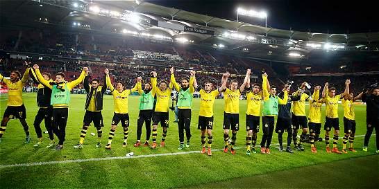 Borussia Dortmund y Werder Bremen, a semifinales de Copa de Alemania