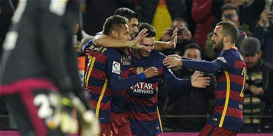Barcelona y Sevilla, a sellar su pase a la final de la Copa del Rey