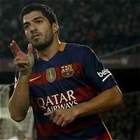 Luis Suárez acabó la 'maldición' de los 9 del Barça