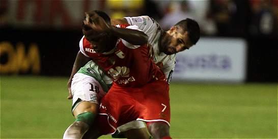 Santa Fe, a terminar la tarea para entrar a la real Libertadores