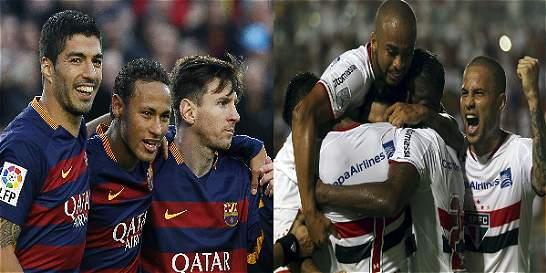 Desde el martes, las copas se toman el fútbol mundial