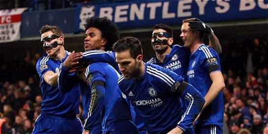 Chelsea ganó y sigue ascendiendo, para el United peligra la Champions