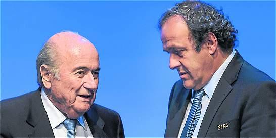 Blatter y Platini vuelve a juicio esta semana