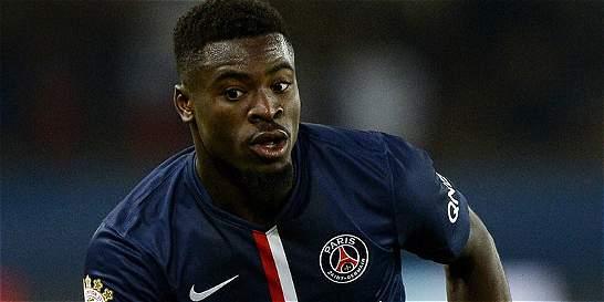 PSG suspendió a Serge Aurier por insultar al DT Laurent Blanc