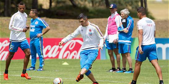 Finalizó el microciclo de preparación de la Selección Colombia