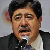 Luis Bedoya, el capítulo Colombia en el escándalo de la Fifa