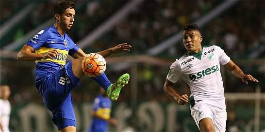 Cali y Boca Juniors empataron sin goles en la Copa Libertadores