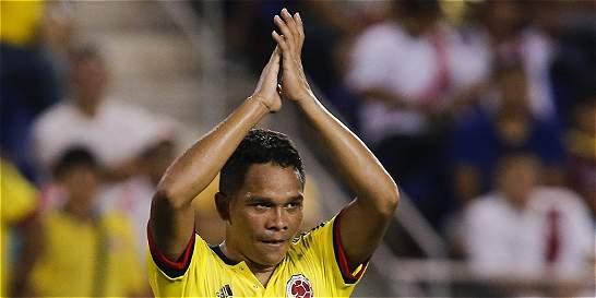 Así están los jugadores de Colombia, a un mes del duelo con Bolivia