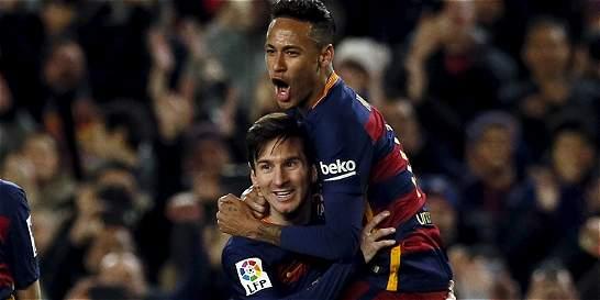 Barcelona le ganó 2-1 a Sevilla y sigue rompiendo récords