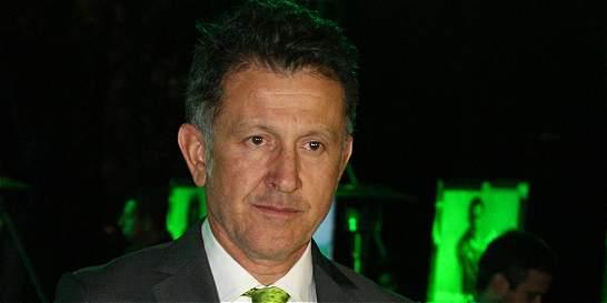 Osorio quiere jugar dos amistosos contra selecciones de Suramérica