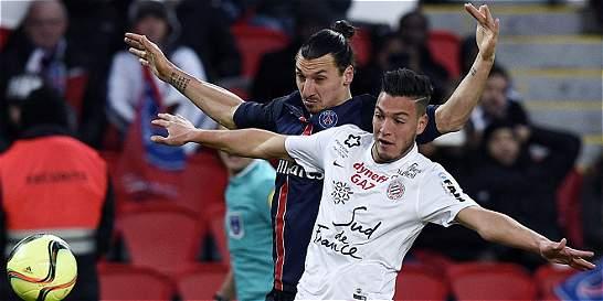 El PSG no pudo con el Montpellier antes de enfrentar al Chelsea