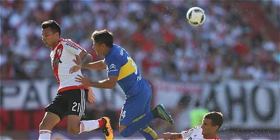 River y Boca empataron 0-0 en un juego sin claridad ofensiva