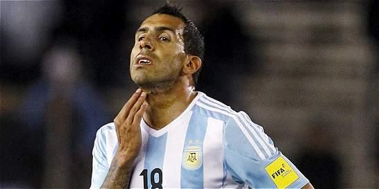 Martino da la lista para jugar contra Chile y Bolivia, no está Tévez