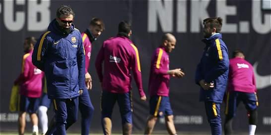 Barça y Real Madrid enfrentarán equipos que luchan por la permanencia