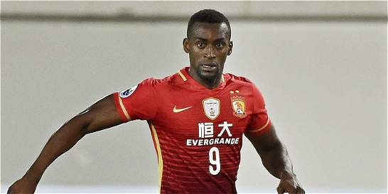 Jackson volvió a anotar y su equipo venció 3-0 a Changchun Yatai